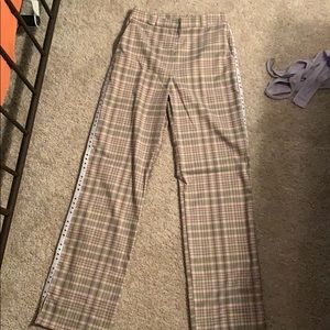 Plaid pants ASOS
